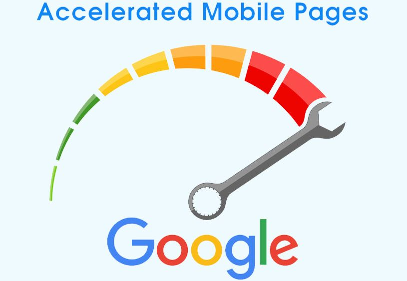Accelerated Mobile Pages AMP for website